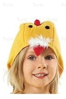 Chicken's hat