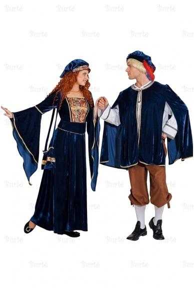 Viduramžių kostiumas 3