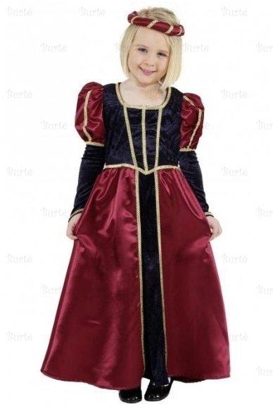 Viduramžių princesės kostiumas 3