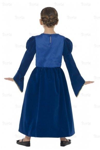 Viduramžių princesės suknelė 3