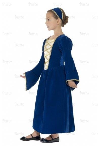 Viduramžių princesės suknelė 2