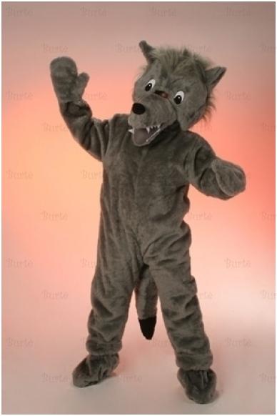 Vilko kostiumas
