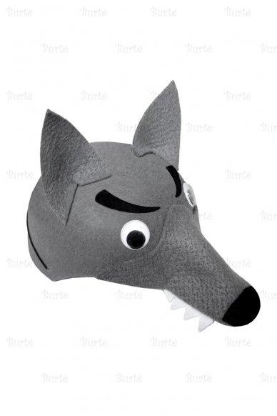 Vilko kepurė 3
