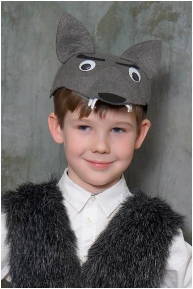Vilko kepurė 2