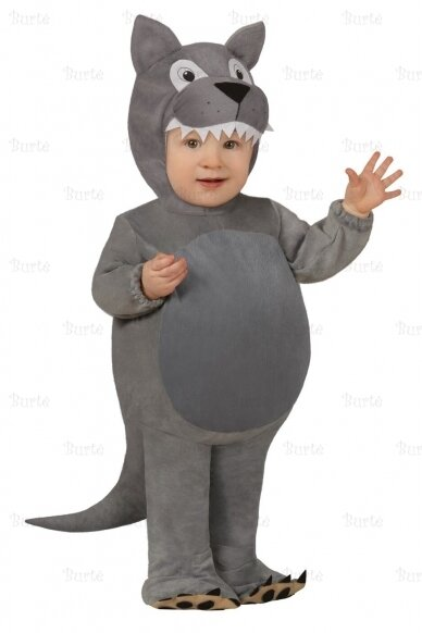 Vilko kostiumas 4