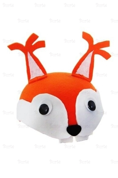 Voverytės kepurė