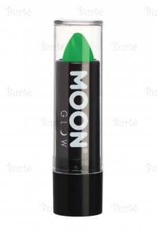 UV помада, неоново-зелёная