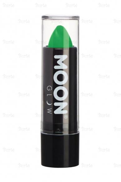 Žali lūpų dažai UV