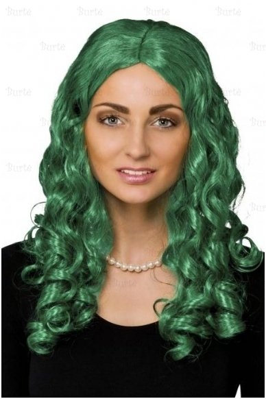 Žalias perukas