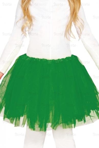 Žalias sijonas (vaikams)