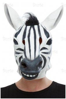 Zebro kaukė