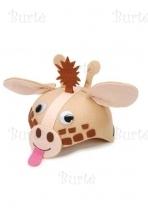 Žirafos kepurė