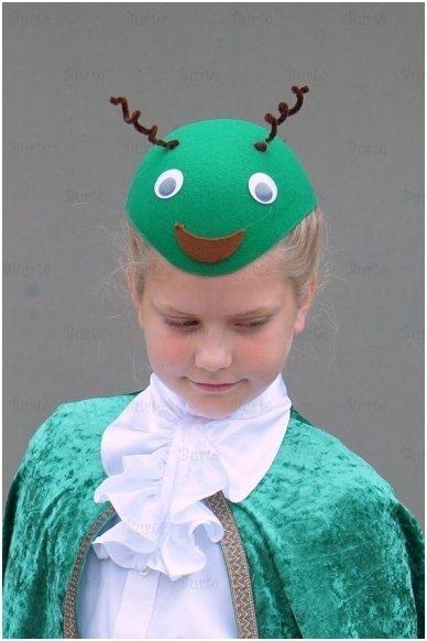 Žiogelio kepurė 2