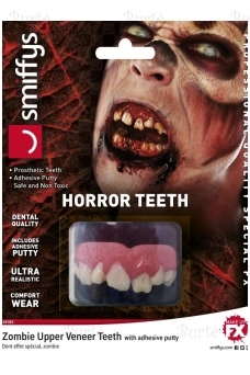 Horror Teeth, Zombie